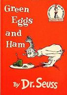 Green Eggs Book Snip