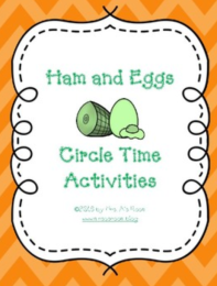 Green Eggs Circle 6