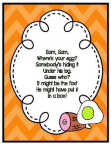 Green Eggs Circle Snip 3
